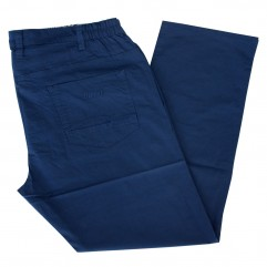 Pantalon subtire albastru