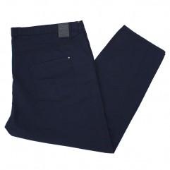 Pantalon subtire bleumarin