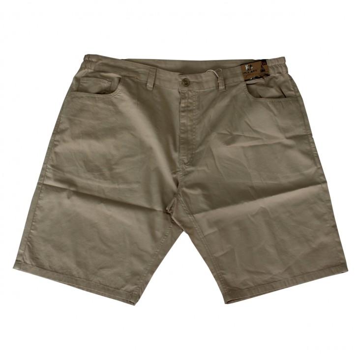 Pantalon scurt bej din doc