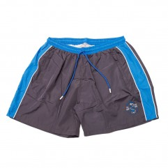 Pantalon scurt din fas bicolor 20-43 xxlbigsize