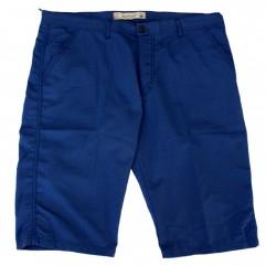 Pantalon trei sferturi albastru