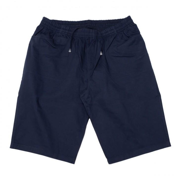 Pantalon trei sferturi bleumarin 20-35 xxlbigsize