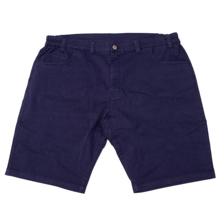 Pantalon trei sferturi bleumarin 20-37 xxlbigsize