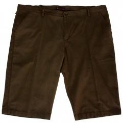 Pantalon trei sferturi kaki