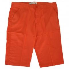 Pantalon trei sferturi portocaliu