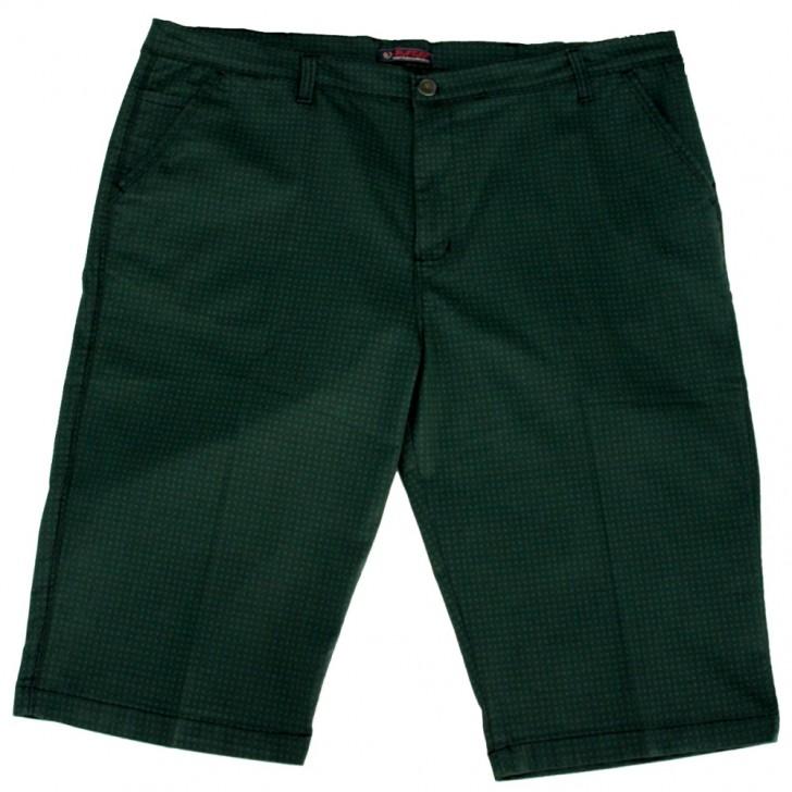 Pantalon trei sferturi verde