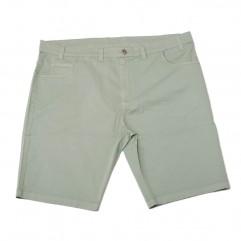 Pantalon trei sferturi verde pal 20-36 xxlbigsize