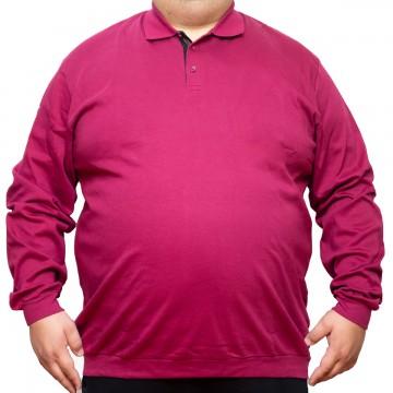 Bluza subtire  cu guler