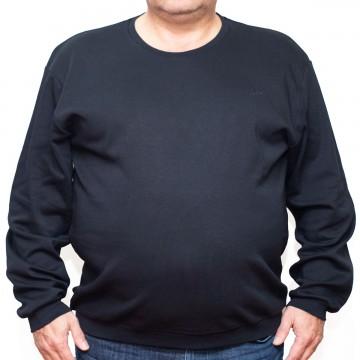 Bluza subtire neagra la baza gatului