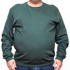 Bluza subtire verde la baza gatului 3XL-6XL
