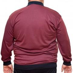 Bluza vizinie cu guler 2XL-6XL