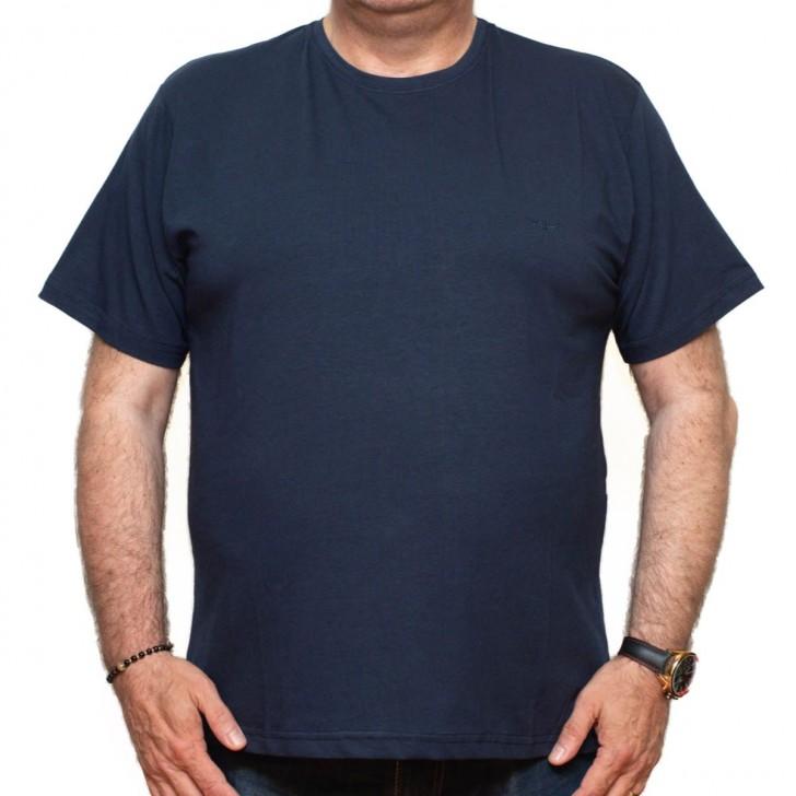 Tricou bleumarin la baza gatului 70-116 xxlbigsize