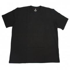 Tricou negru la baza gatului