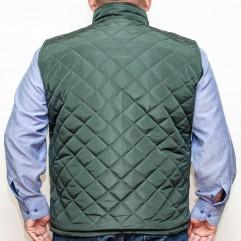vesta verde din fas 2XL-6XL